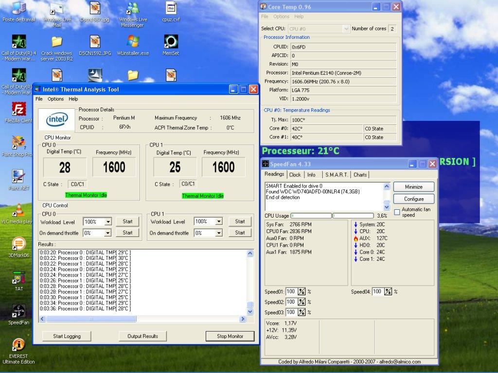 quel software pour mesurer la temperature des cores? Test%20Temperature
